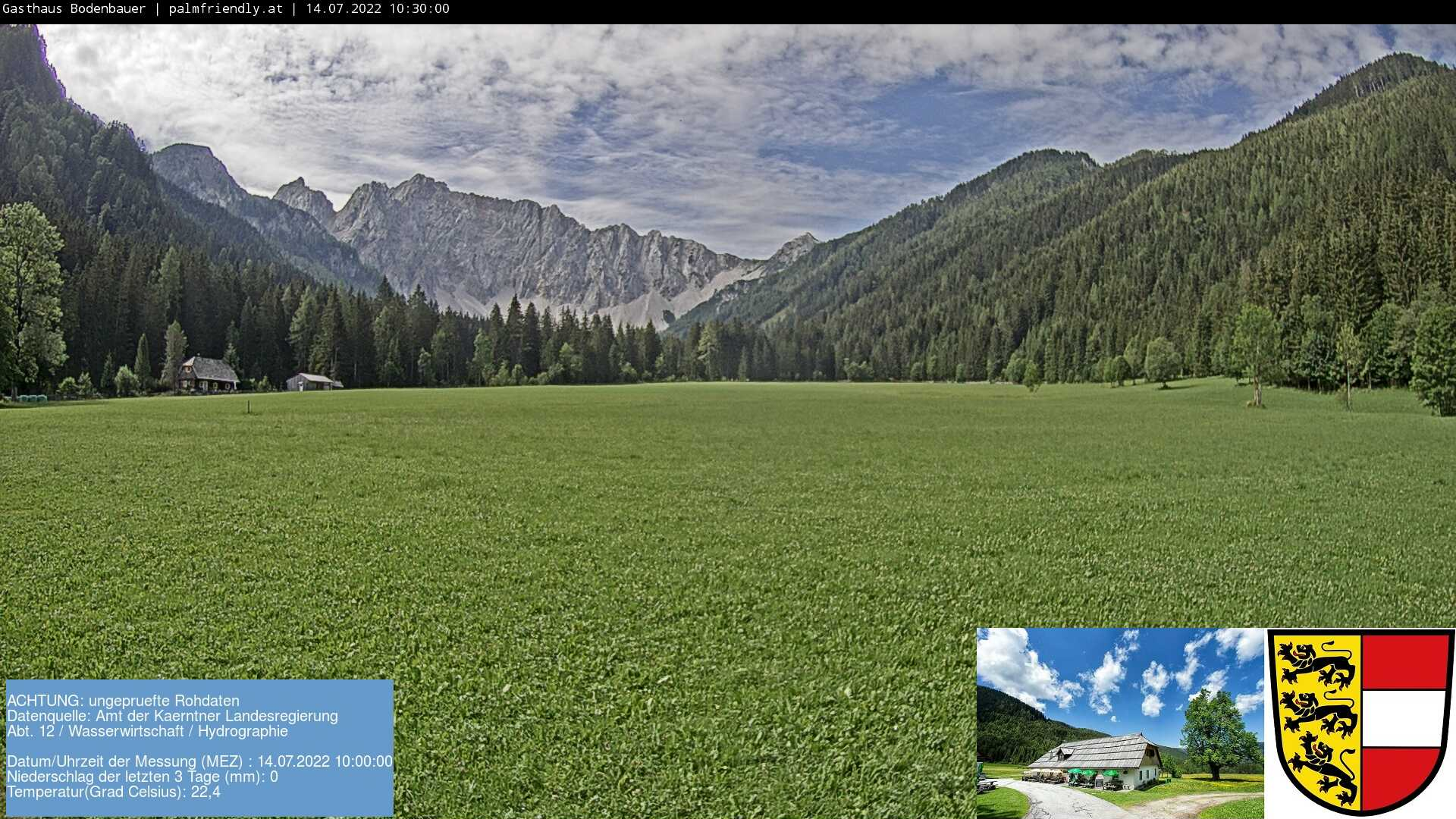 webcam - Bodenbauer